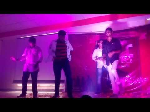 TEC best dance performance by ECE-A