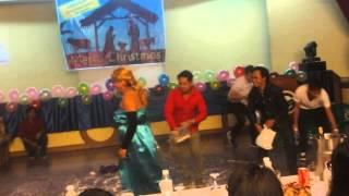 2014 agchem x mas party project shangri-la @ the fort