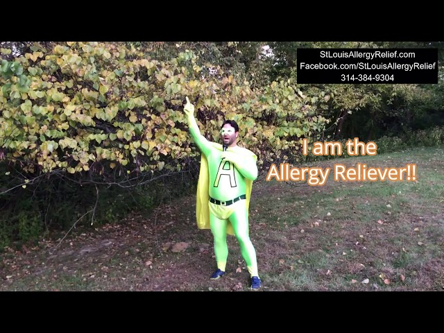 The Allergy Reliever - Episode 1 - Attack of the Snot Monster