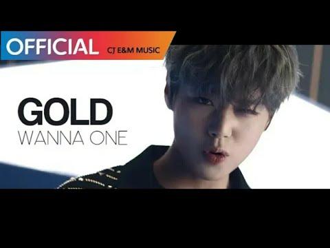 Free Download Wanna One (워너원) - Gold M/v Music Video Fmv Mp3 dan Mp4