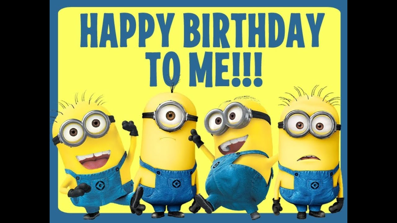 the minions wish you a happy birthday youtube