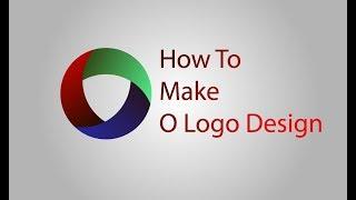 إنشاء O رسالة تصميم شعار