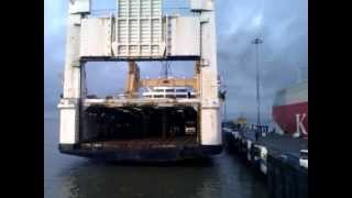 видео доставка груза из санкт петербурга