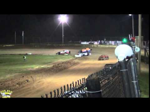 JACKSON MOTOR SPEEDWAY ALL AMERICAN 50 9/13/14  P3