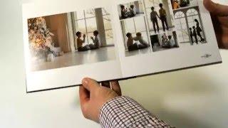 Детская фотокнига Премиум(Детская фотокнига в светлых тонах. Серия Премиум. 20х20. Необычная ламинация обложки пленкой