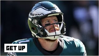 Has Carson Wentz been the NFL's worst QB through Week 2? | Get Up