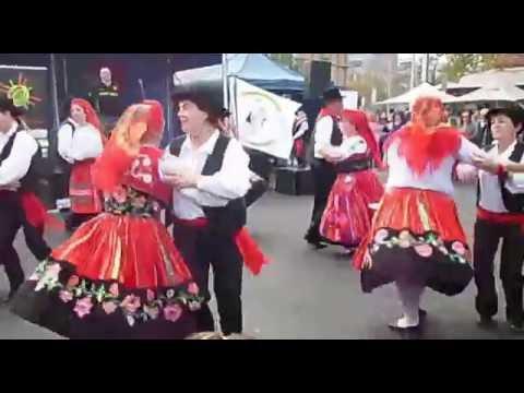 Portuguese Folk Dancing - A Taste of Portugal - Melbourne