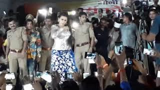 #Akshara singh live dance show
