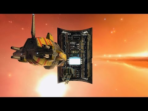 "Homeworld Remastered - Mission 10: ""Super Nova Research Station"""