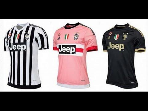 uniforme Juventus nuevo