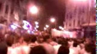 MarocTanger 17  juillet révolution 100 milles manifestants