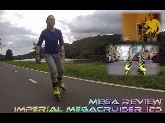 Powerslide Imperial Megacruiser 125 Review (The Mega Review)