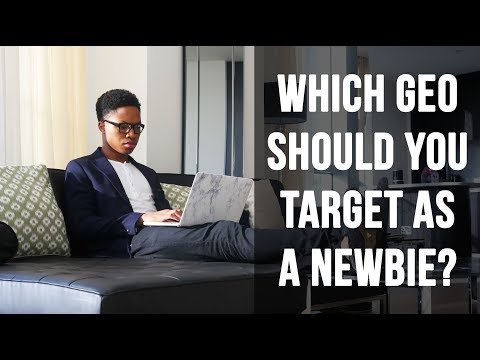 CPA Marketing Tips: Which GEO Should You Target As A Newbie