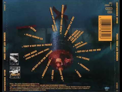 NTM - Paris Sous Les Bombes - 1995 (ALBUM)