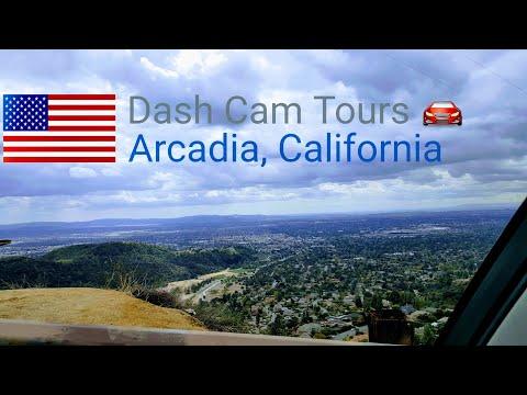 Dash CamTours 🚘 Arcadia, CA