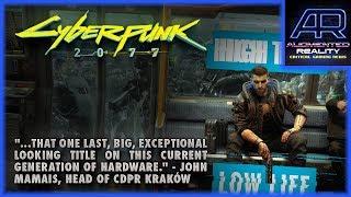 Podcast 175: Cyberpunk 2077 Gameplay LEAK + New Tech; Bloodlines 2 Delayed; Congress Blasts Blizzard