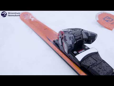 Skicentrum Heemskerk Skitest 2018-2019: SALOMON S/Max 6