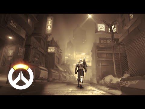 Soldier: 76 Origin Story | Overwatch