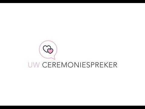 Uw Ceremoniespreker