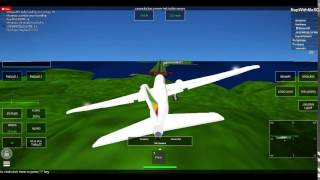 Failure landing at SXM(TNCM) [ROBLOX Avionic by SimulatorsX]