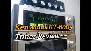 켄우드 KT-8005 …