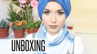 UNBOXING ft Halalgoodies, CCbeautybox & Ruh