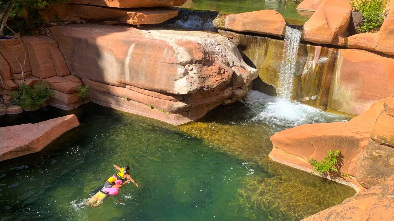 Slide Rock State Park | Located in Oak Creek Canyon, north