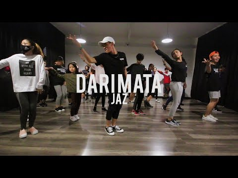 Dari Mata - Jaz | Beginner Class | Faruq Suhaimi Choreography