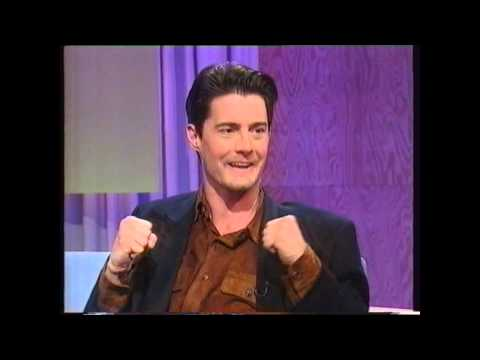 Kyle MacLachlan The Doors Interview & Light My Fire (Jonathan Ross Show C4 1991)