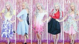 50's Vintage Swing Dress Haul | DressLily