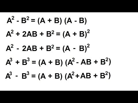 PreCalculus - Algebra Fundamental Review (6 of 80) Factoring and Its Theory
