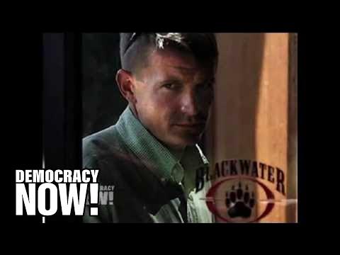 Jeremy Scahill: Bradley Manning Revealed Blackwater Founder Erik Prince's Escape to Abu Dhabi