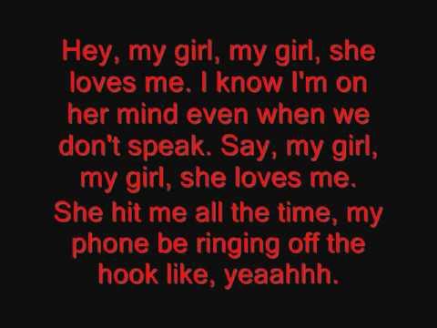 Mindless behavior - my girl karaoke instrumental ( no backing voice)