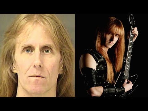 Manowar Guitarist Jailed For Disturbing Charges | Rock Feed