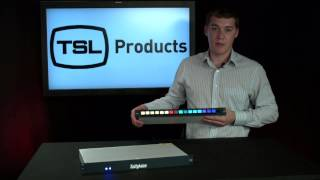 Simple comprehensive system control with TSL Products