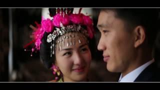 Дунганская свадьба  Хусе и Динара 2016