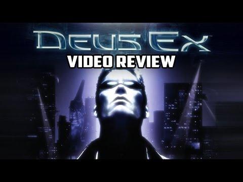 Retro Review - Deus Ex PC Game Review