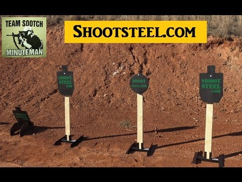 Save the Trees! Shoot Steel