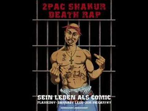 2pac Young Black Male