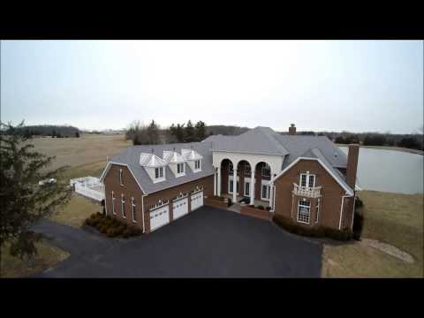 Quality real estate aerial videography by Cincinnati Drone Photos, LLC