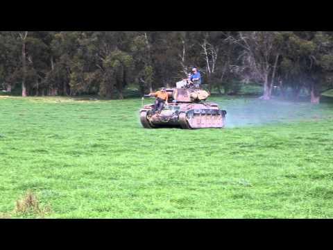 Matilda Infantry Tank Mk II*A And LP2A Australian Bren Gun Carrier