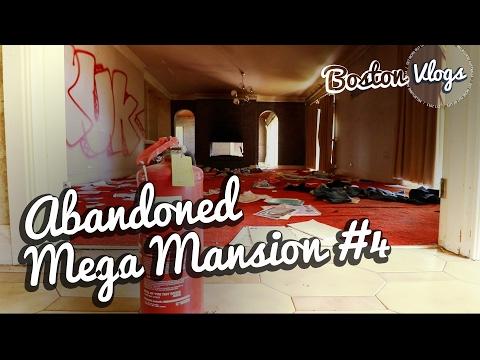 VLOG #187   Abandoned Mega Mansion #4