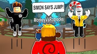 ROBLOX SIMON SAYS!! *DO OR DIE*