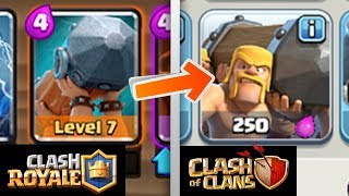 7 Things That Clash of Clans Took From Clash Royale