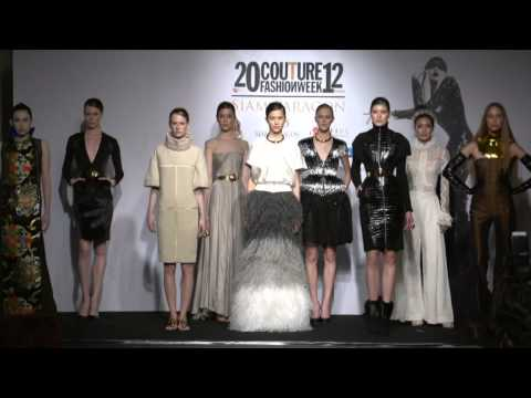 Bangkok Couture Week 2012 Press Conference