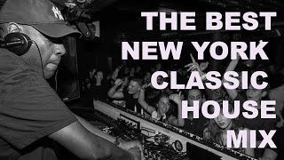 Classic Underground New York House Music DJ Mix (Mixed by Jeremy Sylvester - Love House Records)