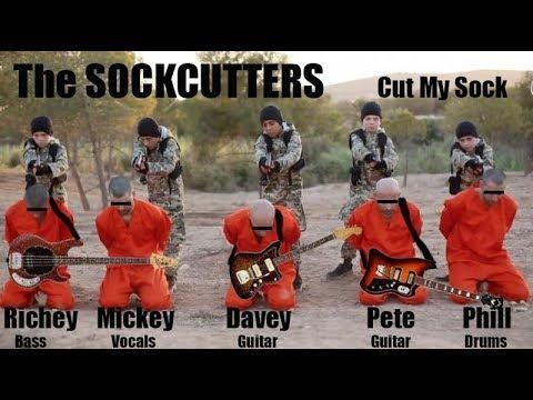 (MAXIMUM ROCK N ROLL) The SOCKCUTTERS - Cut My Sock