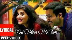 Lyrical: Dil Mein Ho Tum  WHY CHEAT INDIA   Emraan H, Shreya D Rochak K, Armaan M, Bappi L, Manoj M