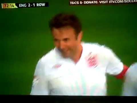 Soccer Aid 2012 England Second Goal 21 2012 HD
