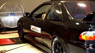 Honda Civic Coupe - Orágio na Performance #1